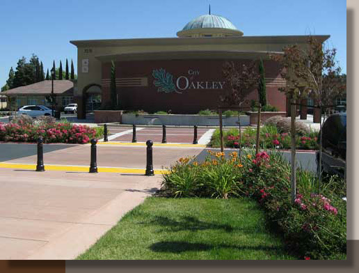 City Of Oakley California