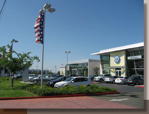 Lasher Volkswagen Dealership Elk Grove Ca G R