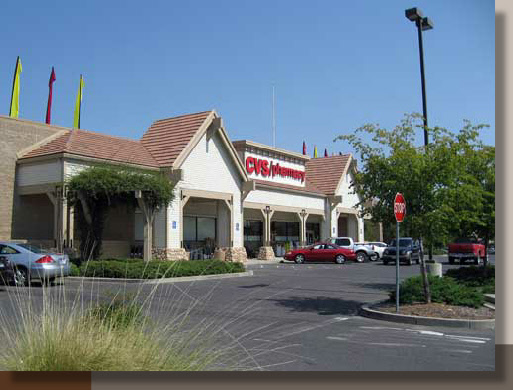 CVS Pharmacy Landscaping in Calaveras County