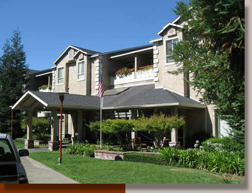 Landscaping for Senior Apartments in Sacramento