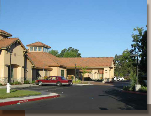 Landscape Design for an Assisted Living Facility in Roseville